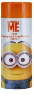 Minions Hair shampoing et après-shampoing 2 en 1