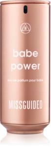 Missguided Babe Power eau de parfum da donna 80 ml