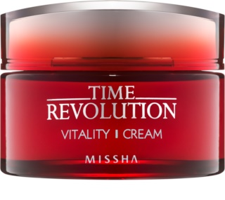 Missha Time Revolution Smoothing Face Cream