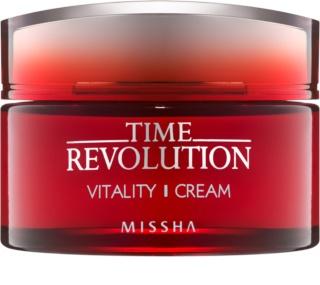 Missha Time Revolution Smoothing Face Cream