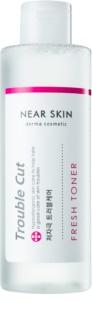 Missha Near Skin Trouble Cut frissítő tonik a problémás bőrre