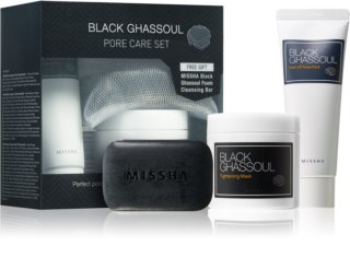 Missha Black Ghassoul Kosmetik-Set  I.