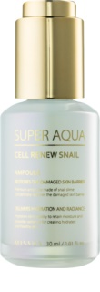 Missha Super Aqua Cell Renew Snail Regenerating Skin Serum with Snail Extract