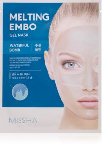 Missha Embo ενυδατική τζελ μάσκα