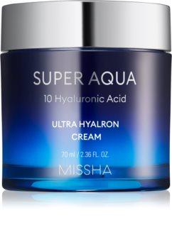 Missha Super Aqua 10 Hyaluronic Acid hidratantna krema za lice