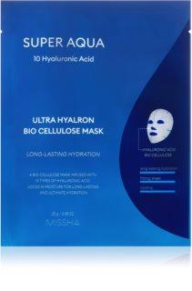 Missha Super Aqua 10 Hyaluronic Acid masque tissu extra hydratant et nourrissant