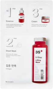 Missha 3-Step 3-Step Lifting Mask