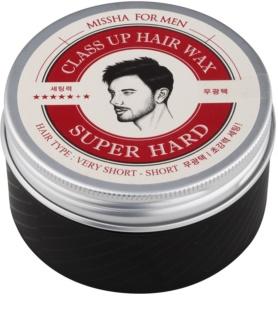 Missha For Men Class Up Hair Wax vax az extra erős tartásért