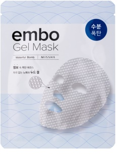 Missha Embo feuchtigkeitsspendende Gel-Maske