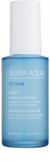 Missha Super Aqua Ice Tear mélyhidratáló esszencia az arcra