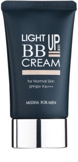Missha For Men Light Up BB creme para homens SPF 50+