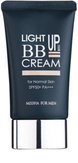Missha For Men Light Up BB krém férfiaknak SPF 50+