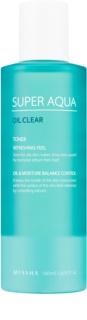 Missha Super Aqua Oil Clear verfrissende toner