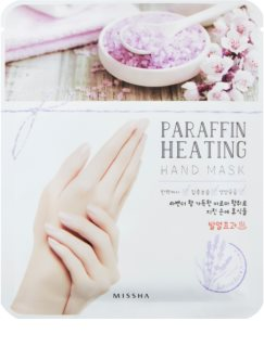 Missha Paraffin Heating