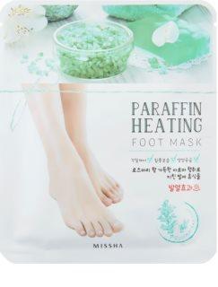 Missha Paraffin Heating Paraffinfußpflege mit wärmendem Effekt
