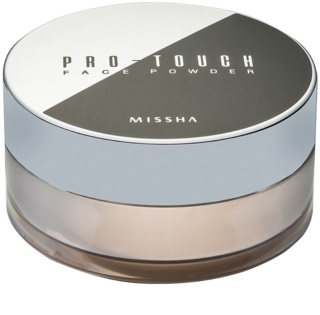 Missha Pro-Touch Transparent Powder SPF 15