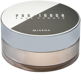 Missha Pro-Touch polvos transparentes SPF 15