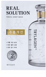 Missha Real Solution тканинна маска проти розтяжок та зморшок