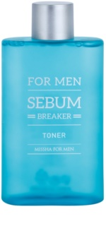 Missha For Men Sebum Breaker tonik zsíros bőrre
