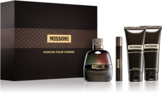 Missoni Parfum Pour Homme lote de regalo I. para hombre