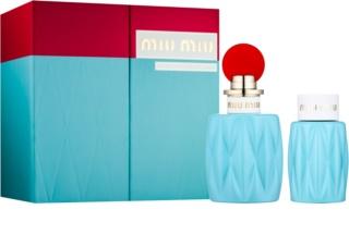 Miu Miu Miu Miu Gift Set III.