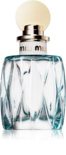 Miu Miu Miu Miu L'Eau Bleue parfémovaná voda pro ženy 100 ml