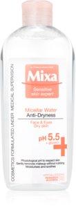 MIXA Anti-Dryness micelarna voda proti izsuševanju kože