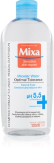 MIXA Optimal Tolerance acqua micellare per lenire la pelle