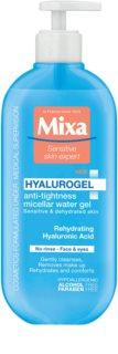 MIXA Hyalurogel gel micelar para pele muito seca e sensível