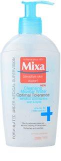 MIXA 24 HR Moisturising tisztító micelláris víz