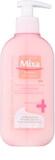 MIXA Anti-Redness ніжна очищуюча крем-пінка