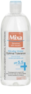 MIXA Optimal Tolerance woda micelarna do łagodzenia