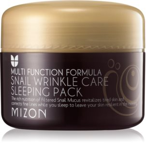 Mizon Multi Function Formula  regeneracijska maska za obraz s polžjim ekstraktom