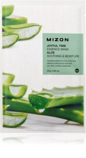 Mizon Joyful Time máscara em folha com efeito hidratante e suavizante