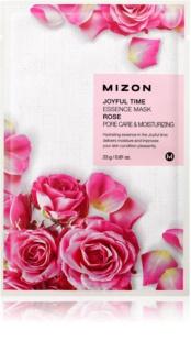 Mizon Joyful Time Máscara em folha com efeito hidratante fechar os  poros