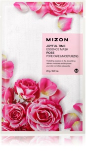 Mizon Joyful Time Moisturising face sheet mask for Pore Tightening