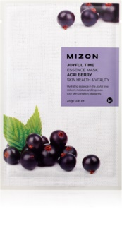 Mizon Joyful Time Brightening and Revitalising Sheet Mask