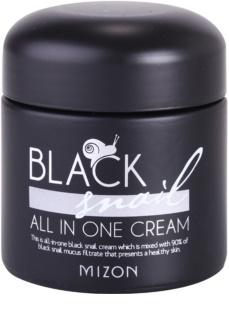 Mizon Black Snail crème visage à la bave d'escargot filtrée 90%