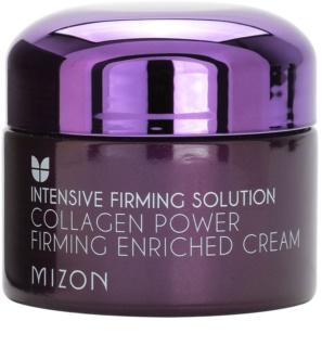 Mizon Intensive Firming Solution Collagen Power feszesítő krém a ráncok ellen