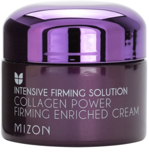 Mizon Intensive Firming Solution Collagen Power feszesítő krém a ráncok ellen