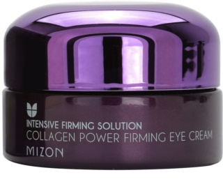 Mizon Intensive Firming Solution Collagen Power creme contornos de olhos refirmante antirrugas, anti-olheiras, anti-inchaços