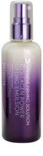 Mizon Intensive Firming Solution Collagen Power émulsion visage effet lifting