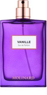 Molinard Vanille Parfumovaná voda tester pre ženy 75 ml