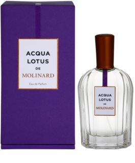 Molinard Acqua Lotus Eau de Parfum Damen 90 ml