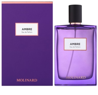 Molinard Ambre Eau de Parfum para mulheres 75 ml
