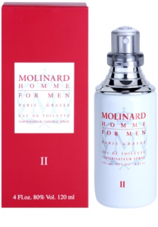 Molinard Homme Homme II eau de toilette sample for Men 2 ml