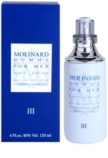 Molinard Homme Homme III Eau de Toilette para homens 120 ml