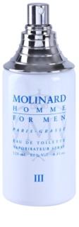 Molinard Homme Homme III toaletná voda tester pre mužov 120 ml