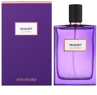 Molinard Muguet Eau de Parfum para mulheres 75 ml