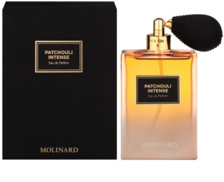 Molinard Patchouli Intense Eau de Parfum para mulheres 75 ml